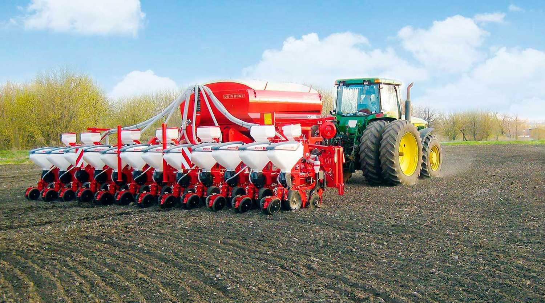 некоторых машины для посева и посадки сельскохозяйственных культур мара одна